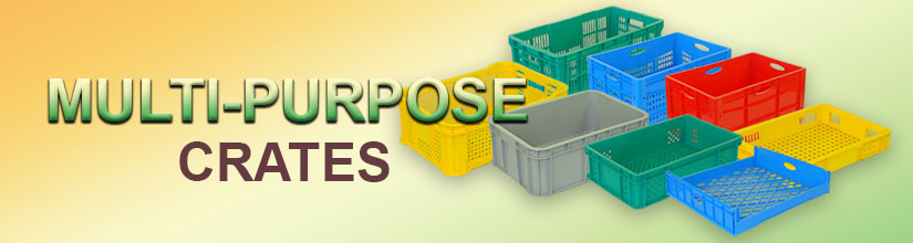 Multi-Purpose Crates