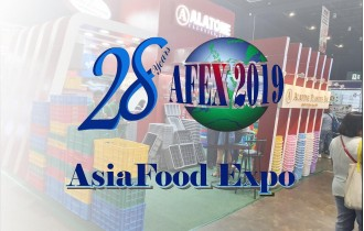 Alatone Plastics Incorporated will be at the International Asian Food Expo 2019