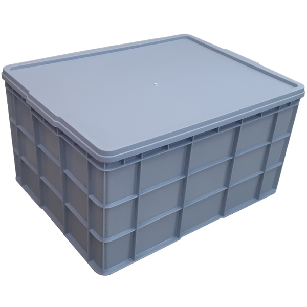 Chafing Dish Crate with Cover